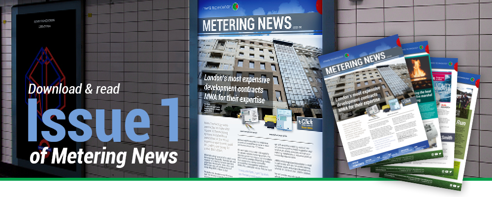Metering News: Issue 1, from MWA Technology