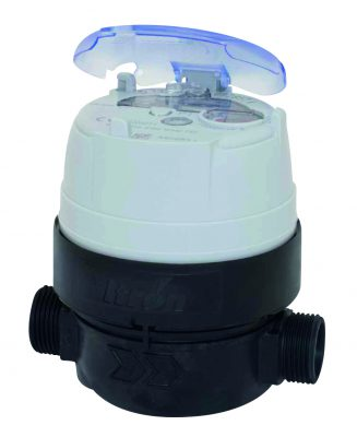 Itron Aquadis+ Volumetric manifold cold water meters available at MWA Technology