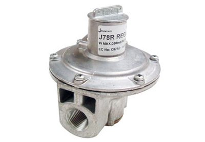 Honeywell Elster J78R Compact Gas Regulators available at MWA Technology