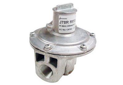 Compact gas regulators available at MWA Technology