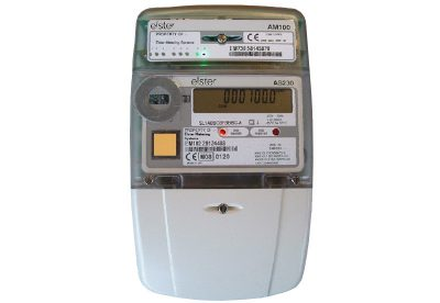 Honeywell ELSTER AS230 BS single phase smart electricity meter available at MWA Technology