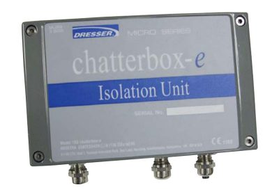 Dresser chatterbox isolation unit available at MWA Technology