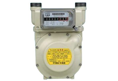 Durecom Wizit diaphragm gas meters available at MWA Technology