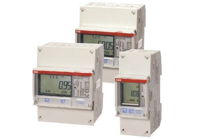 ABB EQ Electric B Series 3 Phase Meters available at MWA Technology
