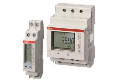 ABB EQ Electric C Series Single Phase Meters available at MWA Technology
