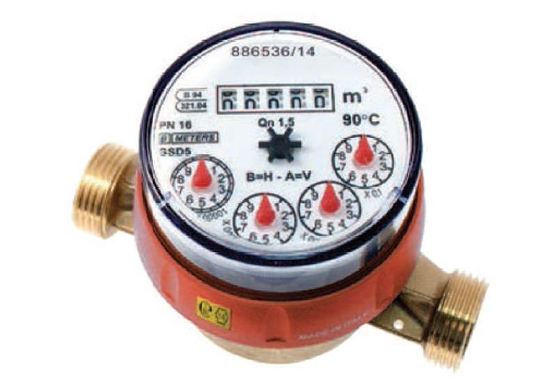 Gsd8 Hot Water Meters