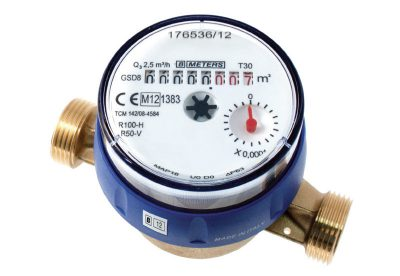 B METERS GSD8 COLD WATER METERS available at MWA Technology