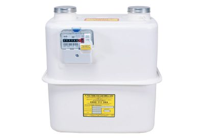 Itron MDA commercial gas meter available at MWA Technology