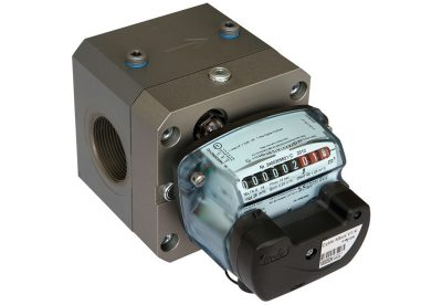 Itron Rotary meter Delta QD available at MWA Technology