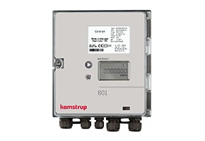 Kamstrup 801 Industrial Calculator for Heat available at MWA Technology