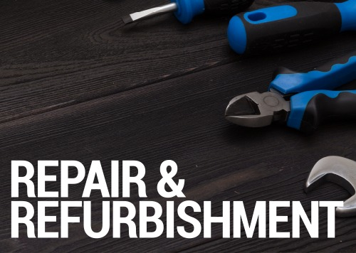 Repair & Refurbishment