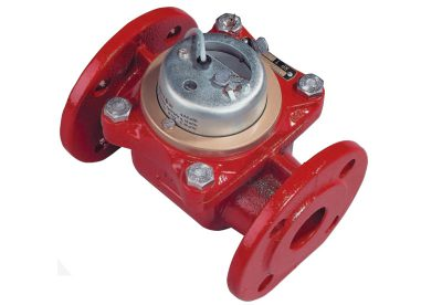 WDC-R Woltmann Hot water meters available at MWA Technology