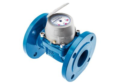 B Meters WDEK40 Woltmann cold water meters available at MWA Technology
