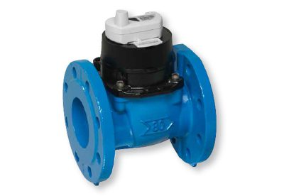 Itron Woltex Woltmann cold water meters available at MWA Technology
