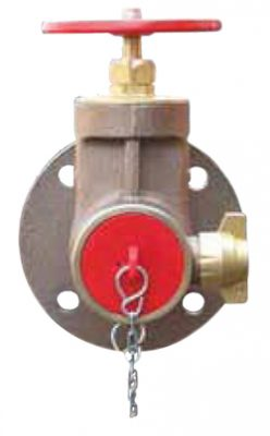 Dry riser breeching valves & landing valves available at MWA Technology