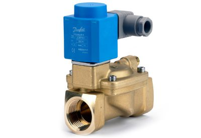 Sira L182 Normally closed servo assisted solenoid valves available at MWA Technology