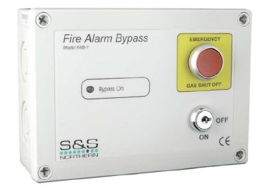 S&S Merlin FAB1 gas detection available at MWA Technology