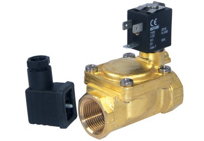 Sirai L133 and Connexion AD Normally closed direct acting solenoid valves available at MWA Technology