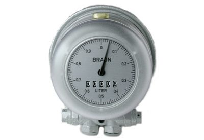 HZ3 Mechanical Display Flow Meter available at MWA Technology