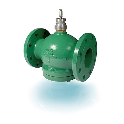 2 way flanged valve available at MWA Technology