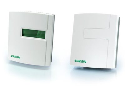 CO2-transmitters for room mounting available at MWA Technology