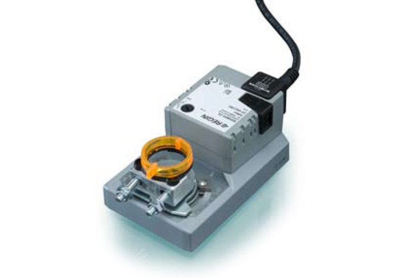 Damper Actuators From Mwa Technology