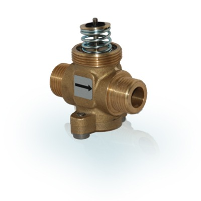 Regin 2 way Chilled Beam Valves available at MWA Technology