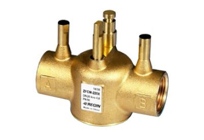 2 way spring return valves available at MWA Technology