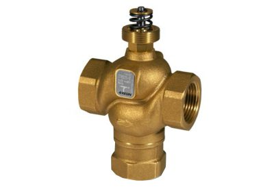 Regin ZTRB 3 Way Control Valve available at MWA Technology