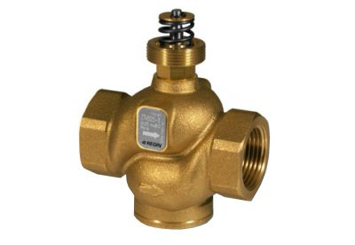 Regin 2-way control valves available at MWA Technology