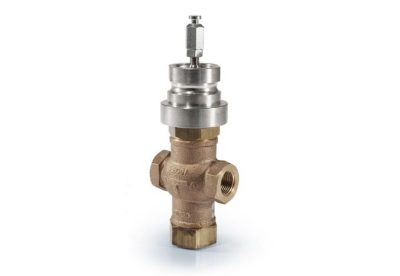 Regin MTRS 3-way control valves available at MWA Technology