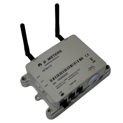 B Meter GSD8\GMDM water meter Mbus GPRS Concentrator RFM-C3 available at MWA Technology