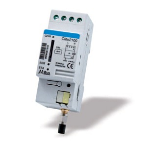 GPRS M-Bus Master CMe 2100 available at MWA Technology