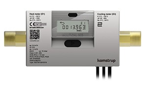 Multical® 302 Heat Meter available at MWA Technology