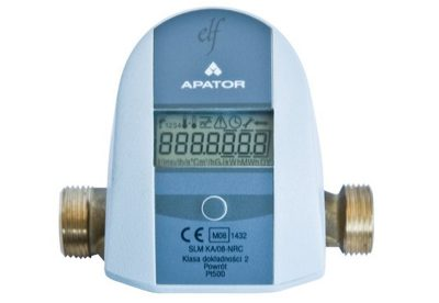 Apator Elf Heat Meter available at MWA Technology