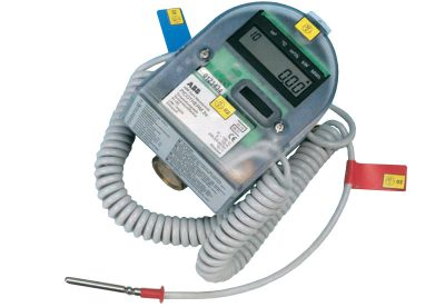 Elster F90 heat meter available at MWA Technology