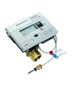 Sharky 774 Compact Ultrasonic Energy Meter available at MWA Technology