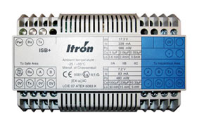 Itron ISB+ Intrinsic Safety Box for Corus VC available at MWA Technology