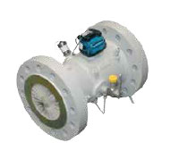 Itron MTA Turbine Gas Meter available at MWA Technology