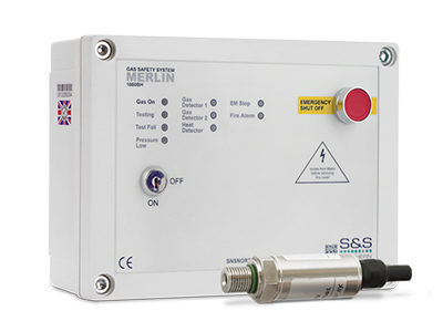 Merlin 1000BH Gas Proving / Detection System available at MWA Technology