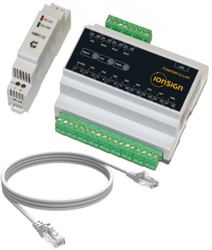 ionSign Neutron 12-LAN available at MWA Technology