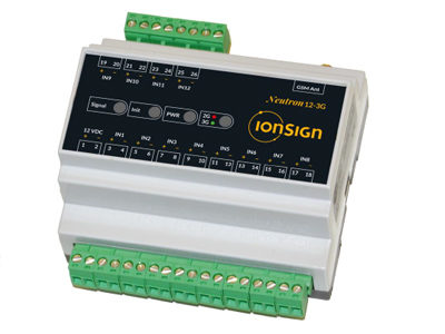 ionSign NEUTRON12-3G available at MWA Technology
