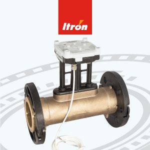 Itron Axonic Ultrasonic Heating & Cooling Flow Meter – Intelligent design for thermal energy applications from MWA Technology