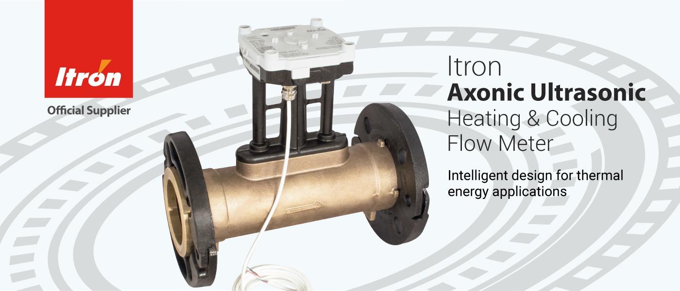 Itron Axonic Ultrasonic Meter