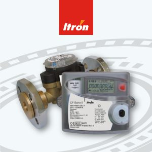 Itron CF Echo II Ultrasonic Heating & Cooling Meter – High-definition metrology wherever you need it from MWA Technology