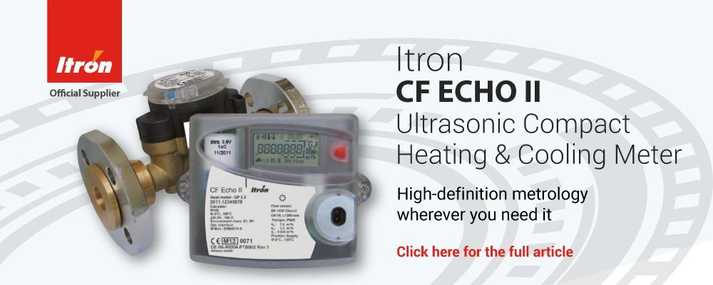 Itron CF ECHO II