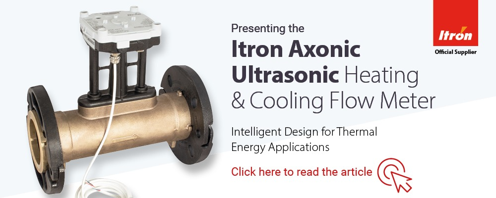 Itron Axonic Heating & Cooling Meter