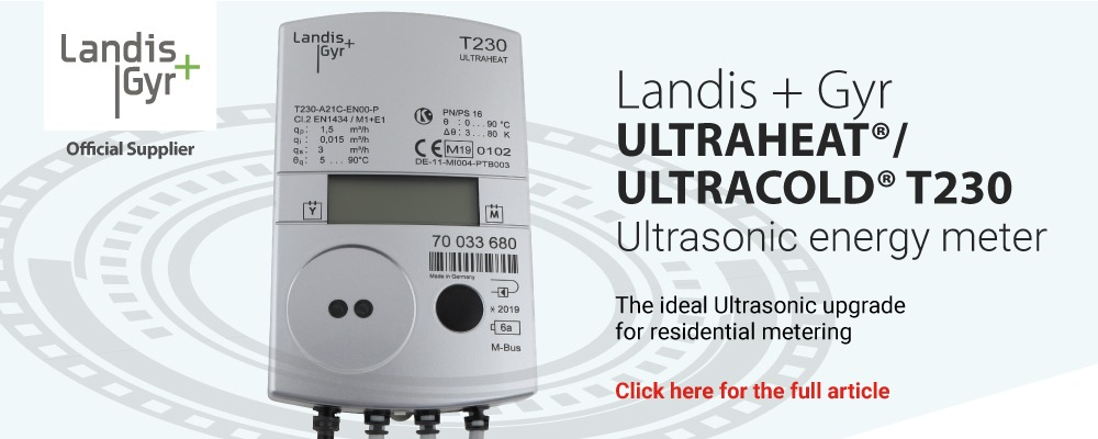 T230 ULTRAHEAT Landis + Gyr