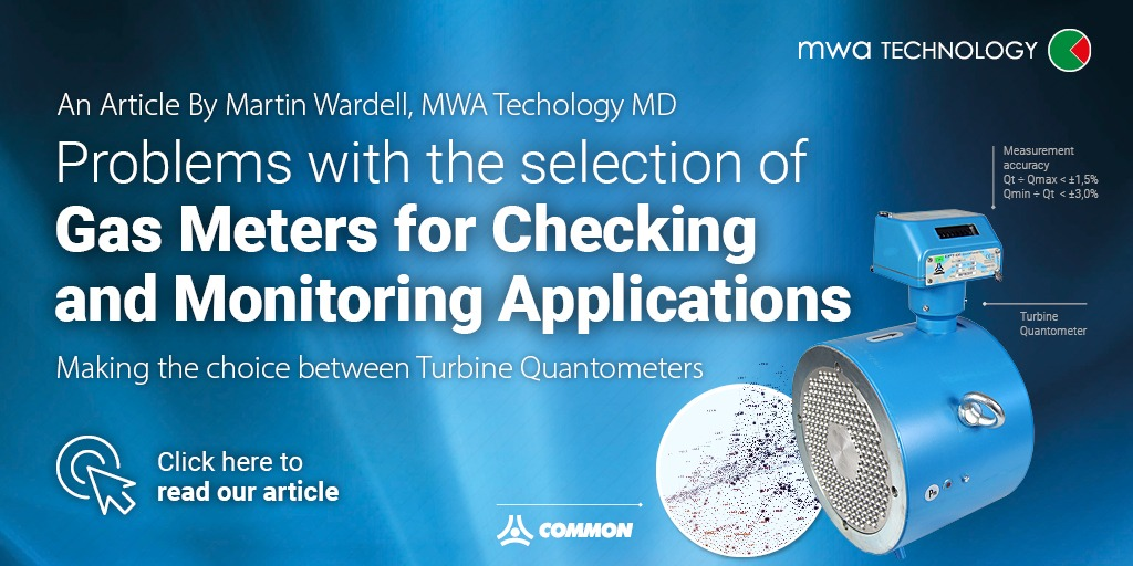 Gas Systems from MWA Technology