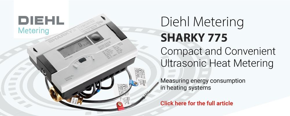 Diehl Metering SHARKY 775